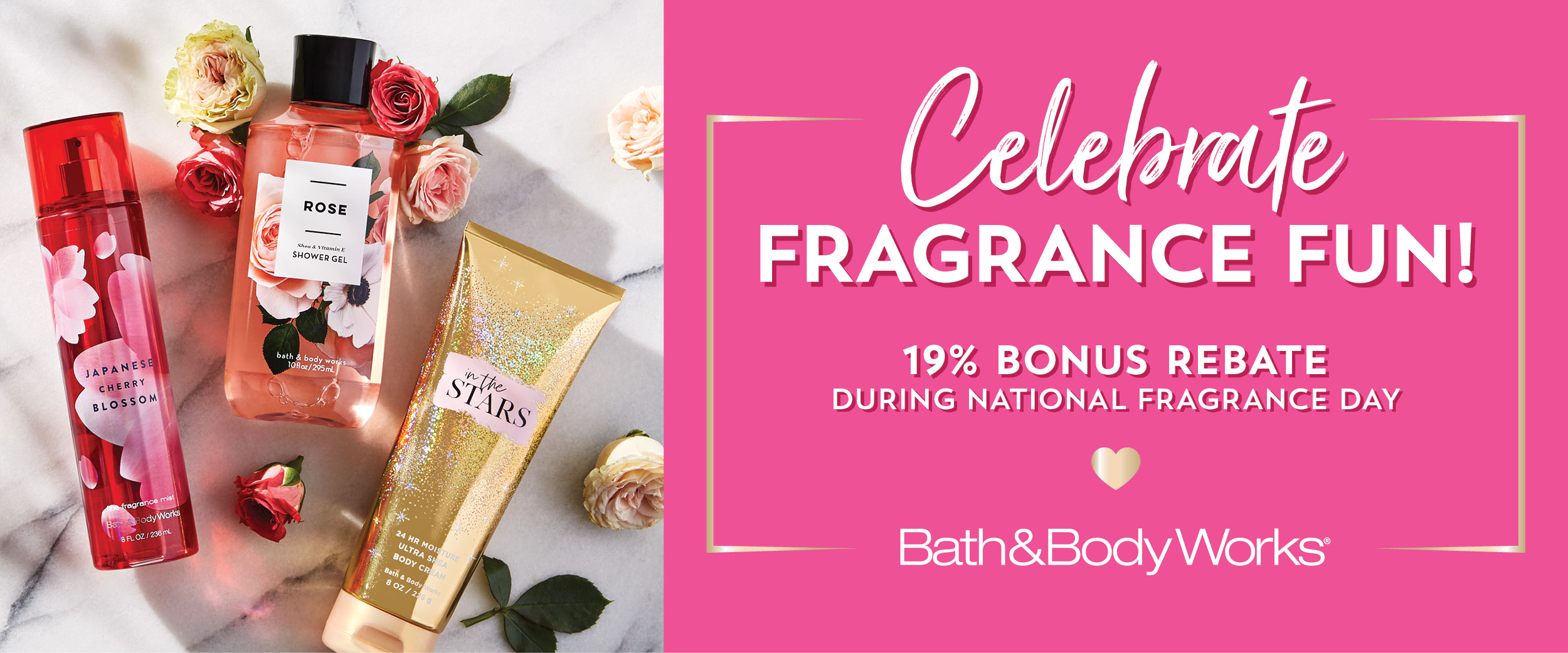 Bath & Body Works Flash Bonus