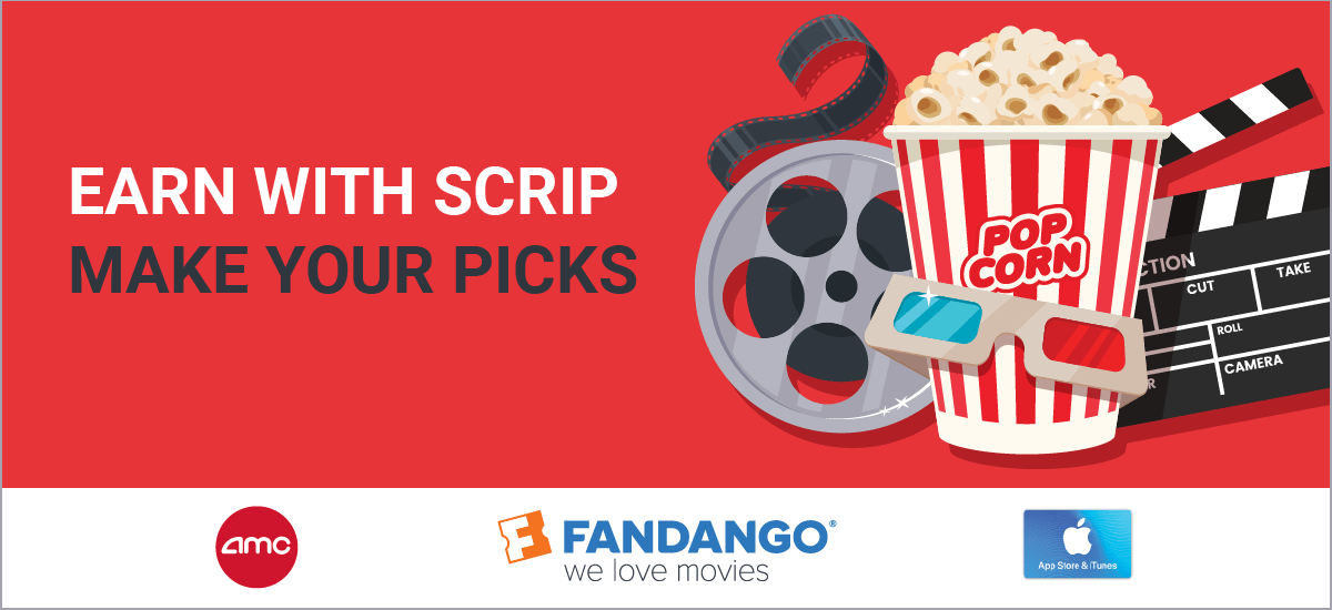 Prep for the Oscars with scrip for entertainment
