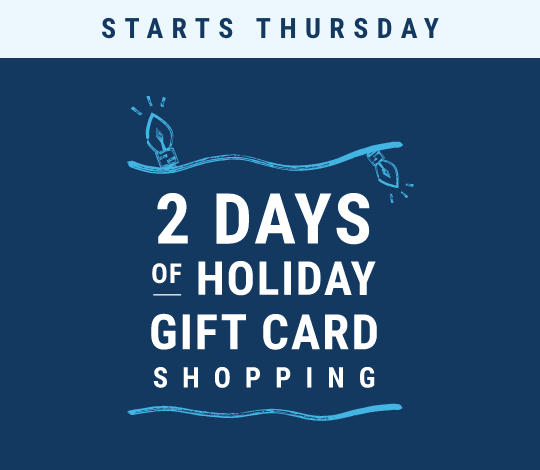 2 days of gifting