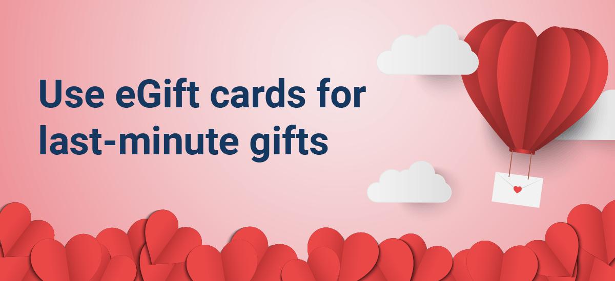 Valentine's Day eGift Cards