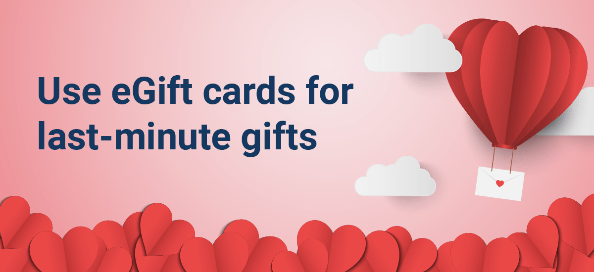 Valentine's Day eGift Cards