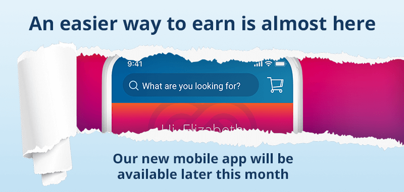 An easier way to earn is almost here