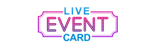 Live Event card