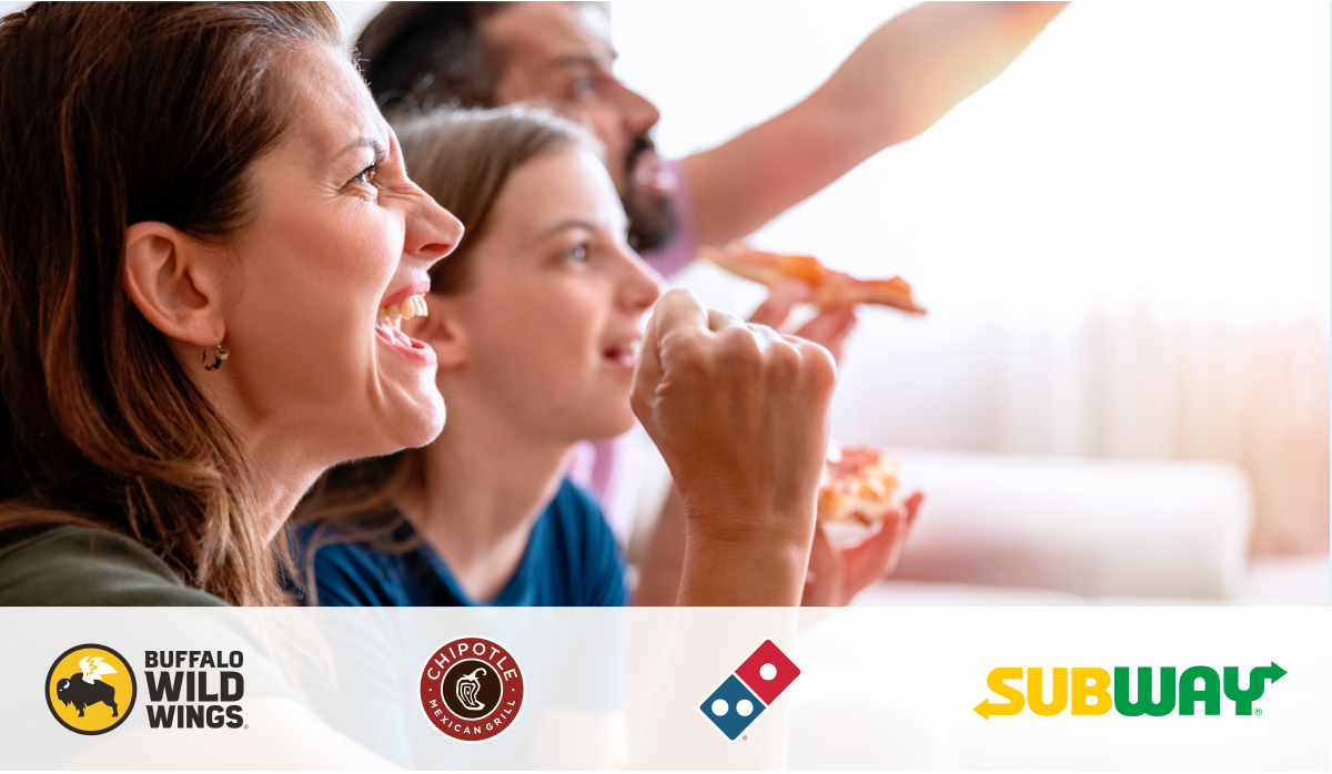 Get grub for the big game and earn up to 12% for your organization