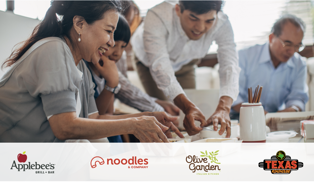 Take a night off from cooking and earn up to 13% for your organization