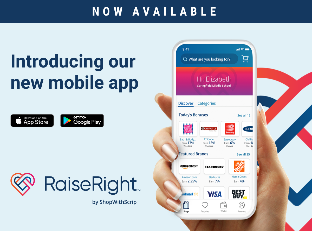 Introducing our new mobile app, RaiseRight