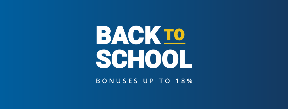 Back-to-school bonuses
