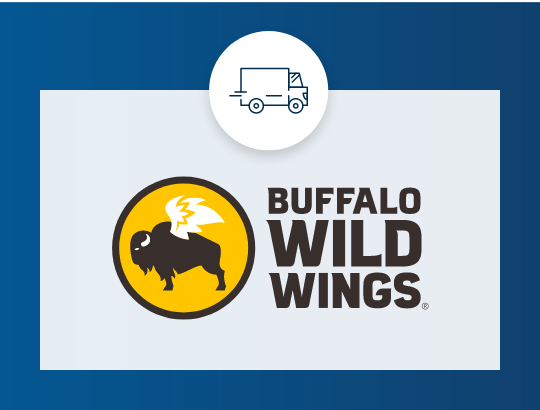 Buffalo Wild Wings free shipping