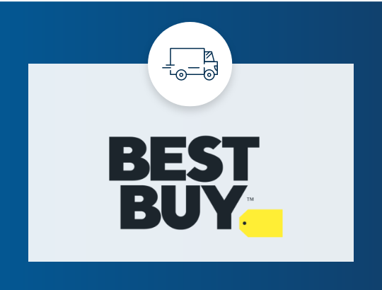 Best Buy free shipping