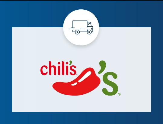 Chili's free shipping
