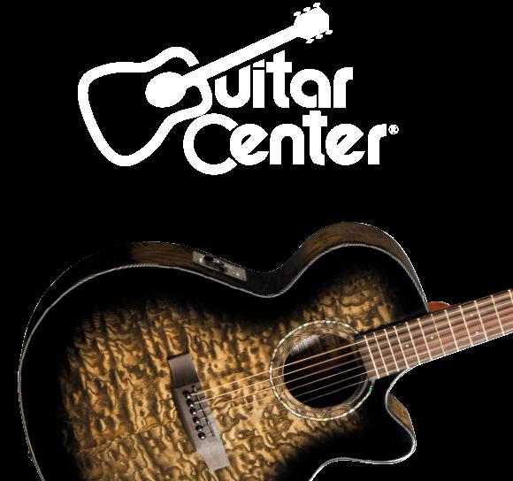 Guitar center promo