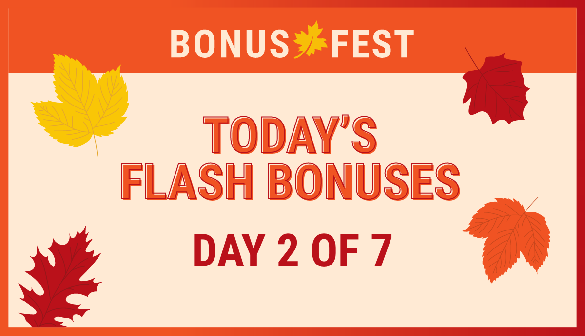 Bonus fest day 2