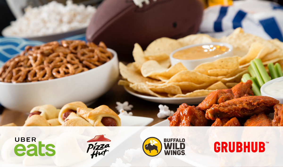 Earn on snacks for the big game