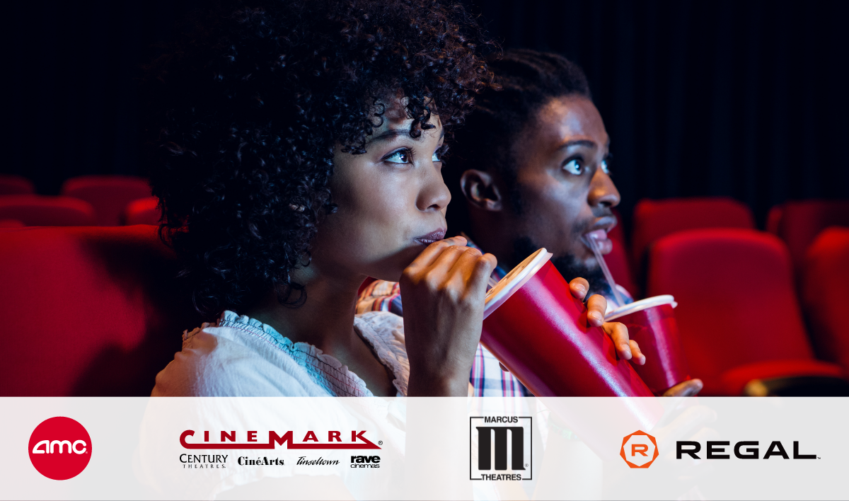 Catch a movie and earn