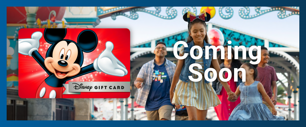 Disney sweepstakes coming soon