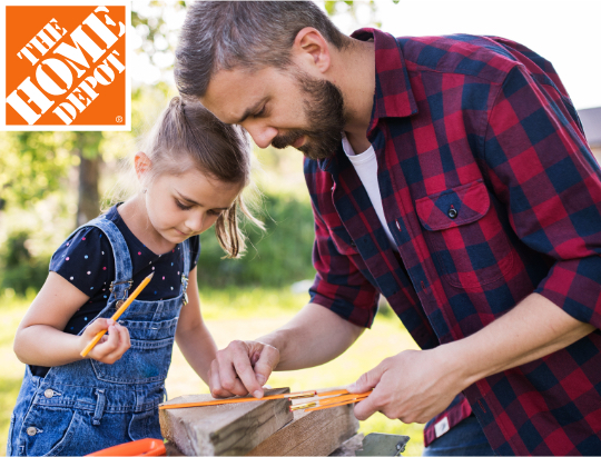 Home Depot Flash bonus