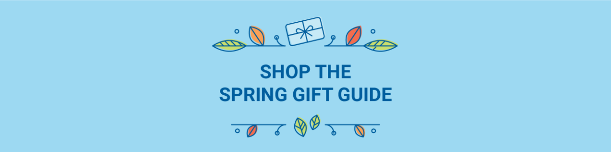 Shop the spring gift guide