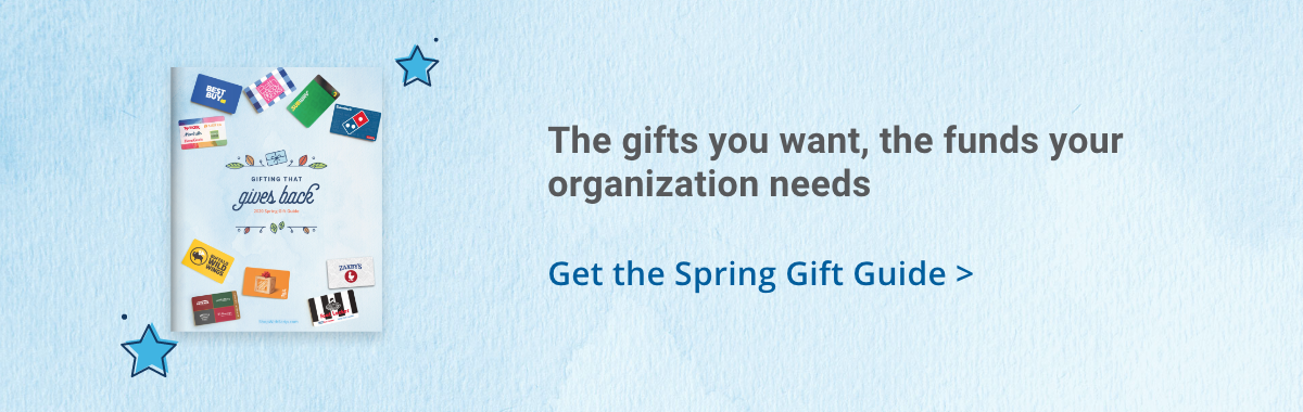 Spring gift guide