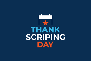 ThankScriping Day
