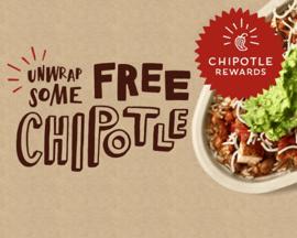 Chipotle Rewards