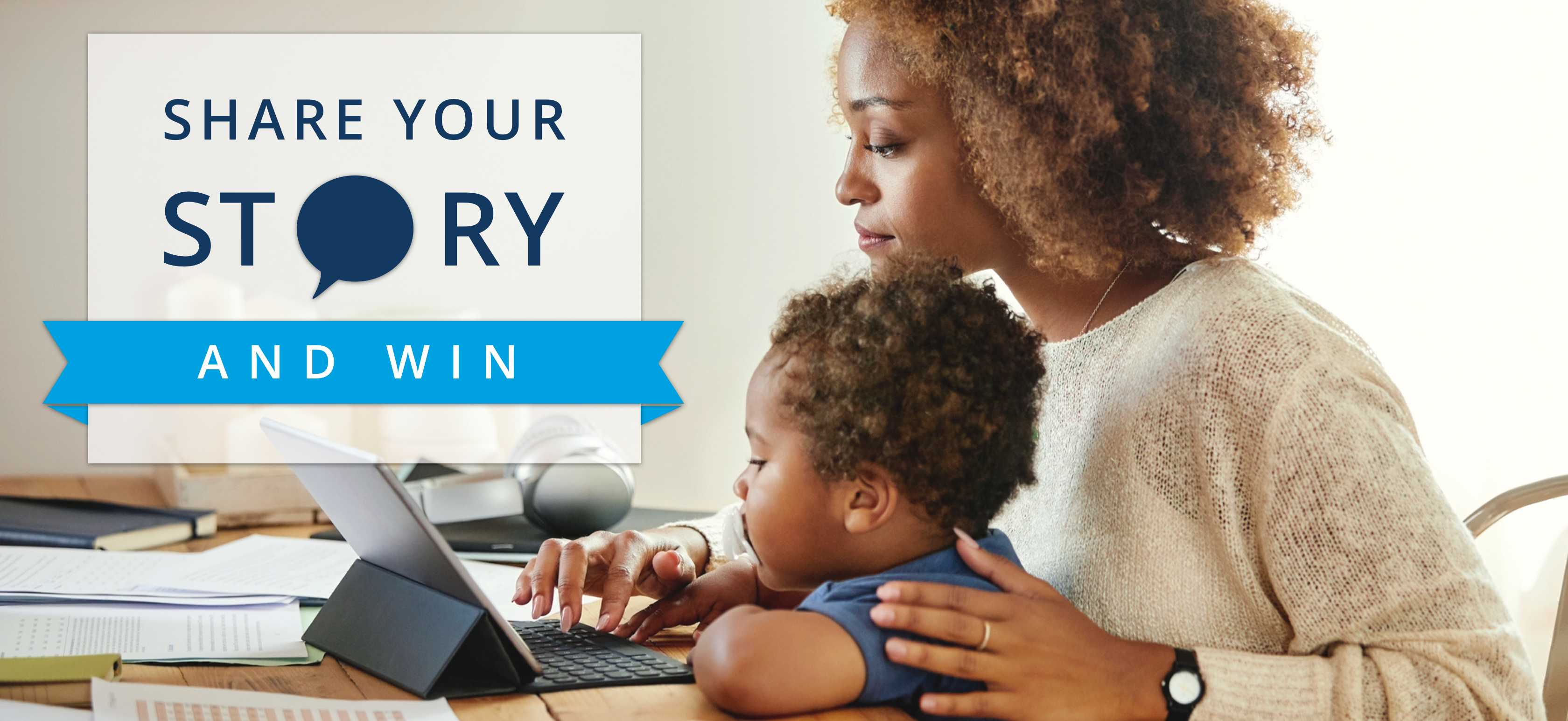 Share your story and win